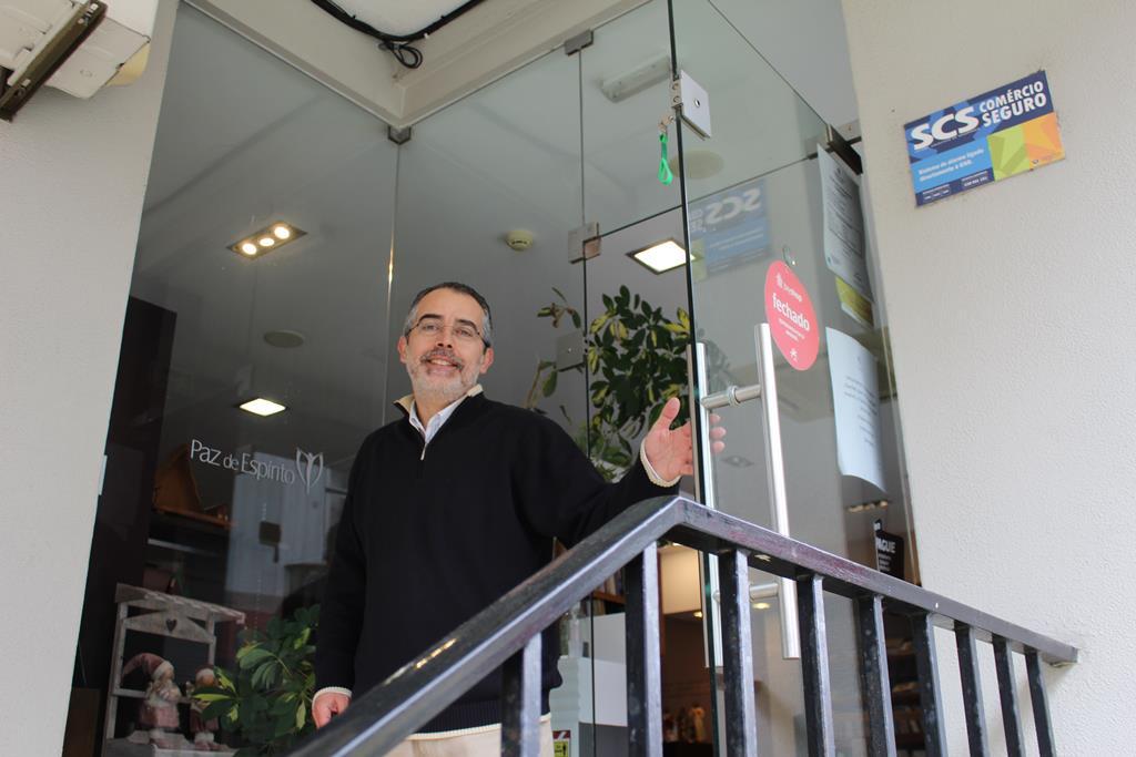 Paulo Caetano garante que não vai fechar portas. Foto: Liliana Carona/RR