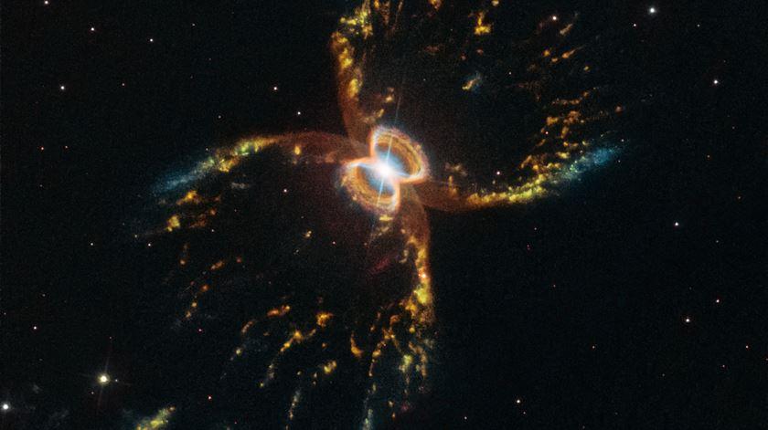 Hubble revela nova imagem do espaço a dias de fazer 29 anos