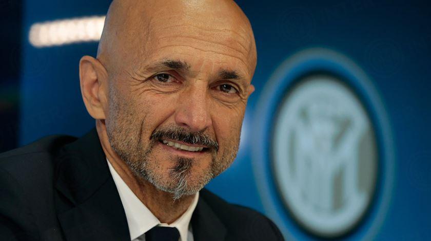 Inter renova contrato com o timoneiro Spalletti