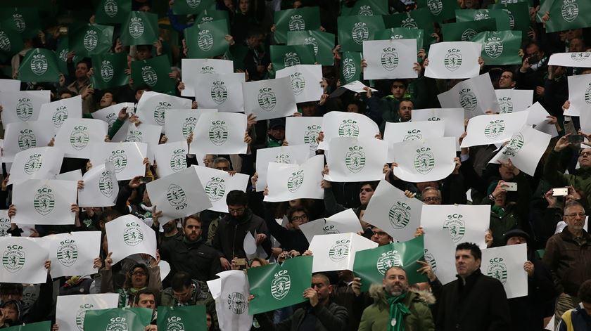 """Sporting reage a castigo de interdição: """"Absolutamente incompreensível"""""""
