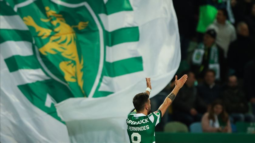 """Bruno Fernandes vai sair do Sporting"""