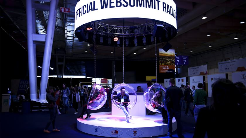 Web Summit, Paradise Papers e a legionella