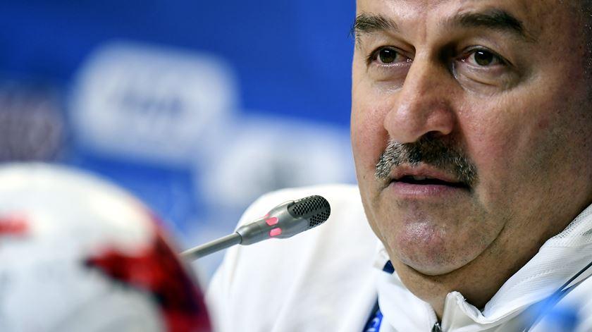 Cherchesov comanda a selecção anfitriã da Taça das Confederações. Foto: EPA