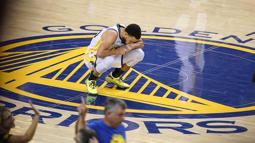Warriors são campeões do Oeste