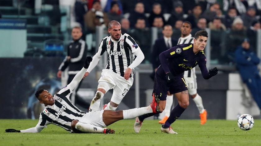 Sturaro tem experiência de Liga dos Campeões, na Juventus. Foto: Paul Childs/Reuters