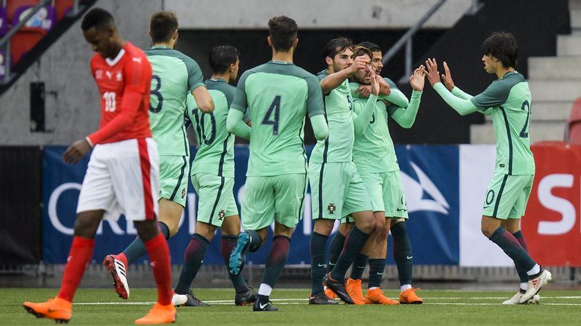 Holanda no caminho dos sub-21 de Portugal