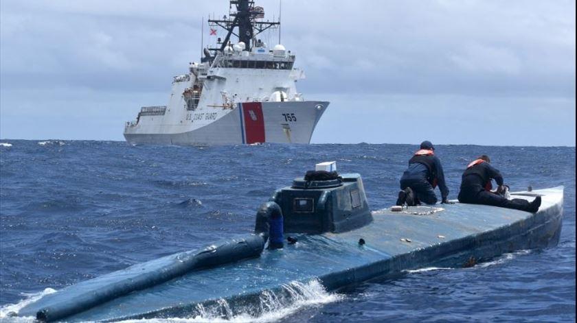 Foto: Guarda Costeira dos EUA