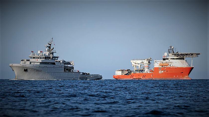 Encontrado submarino francês desaparecido há mais de 50 anos