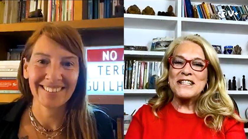 Teresa Guilherme fala de Big Brother e do futuro da Televisão