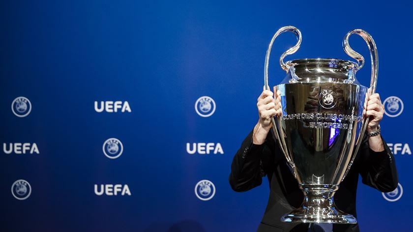 As hipóteses dos clubes portugueses na Champions