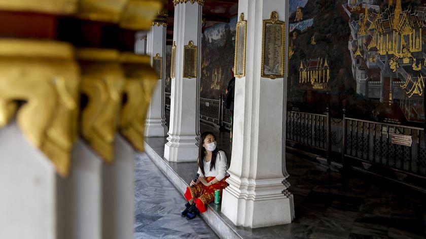 Tailândia regista 100 dias sem novos casos de Covid-19, mas mantém fronteiras fechadas