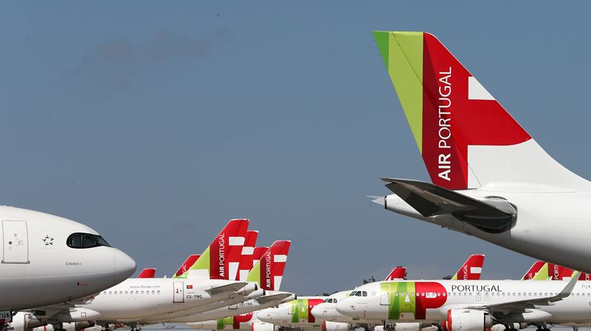 TAP prevê fazer 500 voos por semana em agosto
