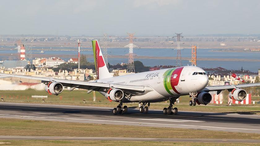 Aviões vão ter de limitar passageiros a dois terços da lotação ...