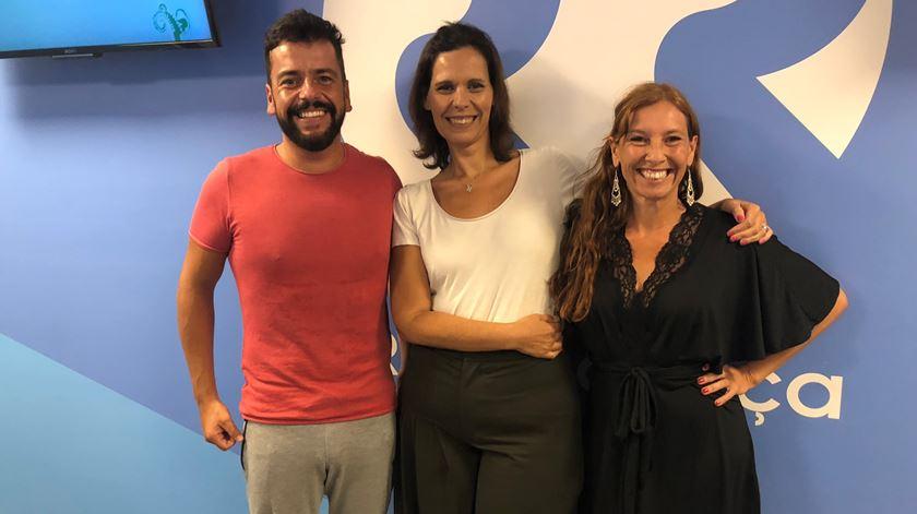 A Marta Jordão e o Ricardo Castro perderam mais de 100 quilos
