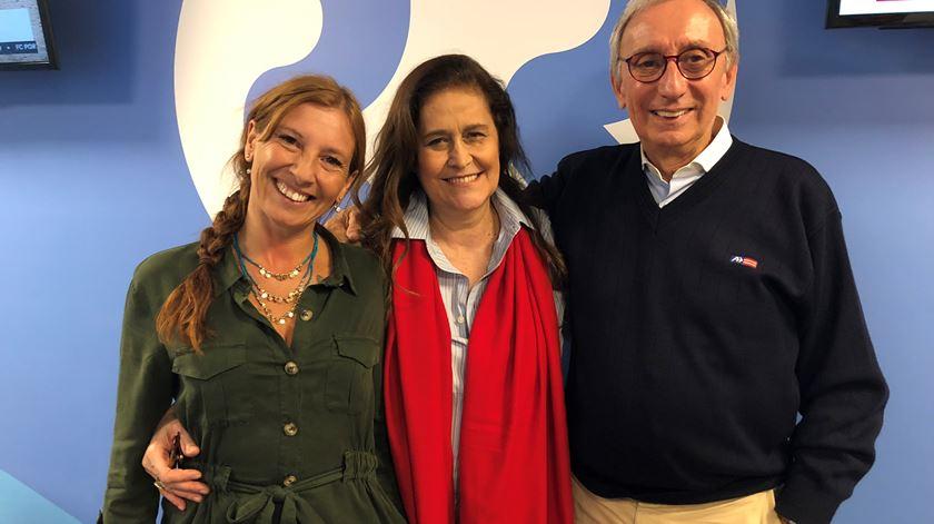 Joanna, a cantora brasileira, está de regresso a Portugal