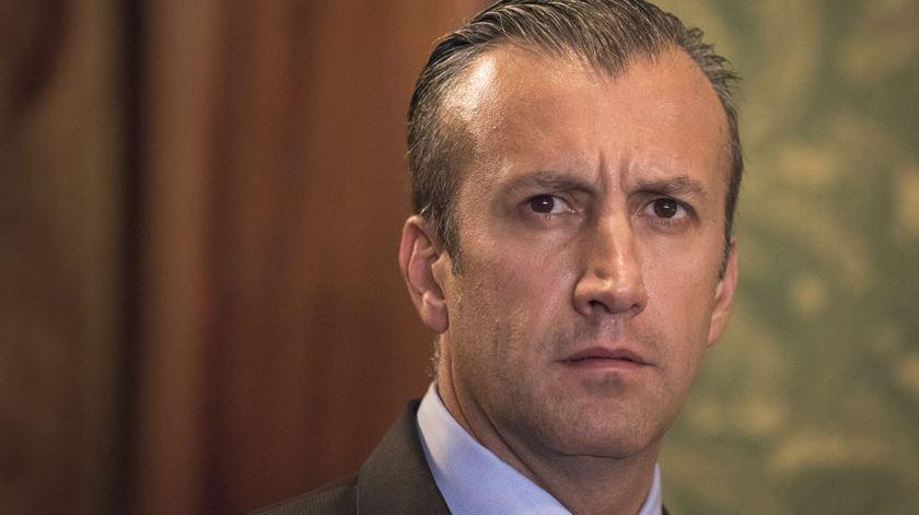 Ministro venezuelano na lista de fugitivos mais procurados dos EUA
