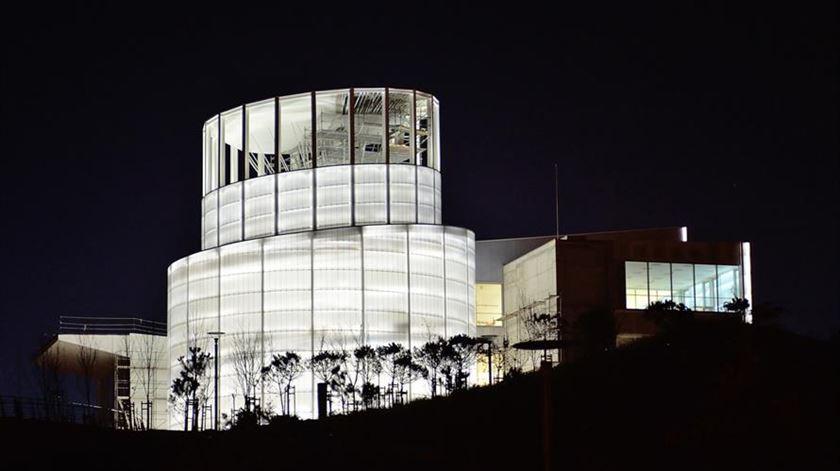 O Templo da Poesia. Foto: Câmara Municipal de Oeiras