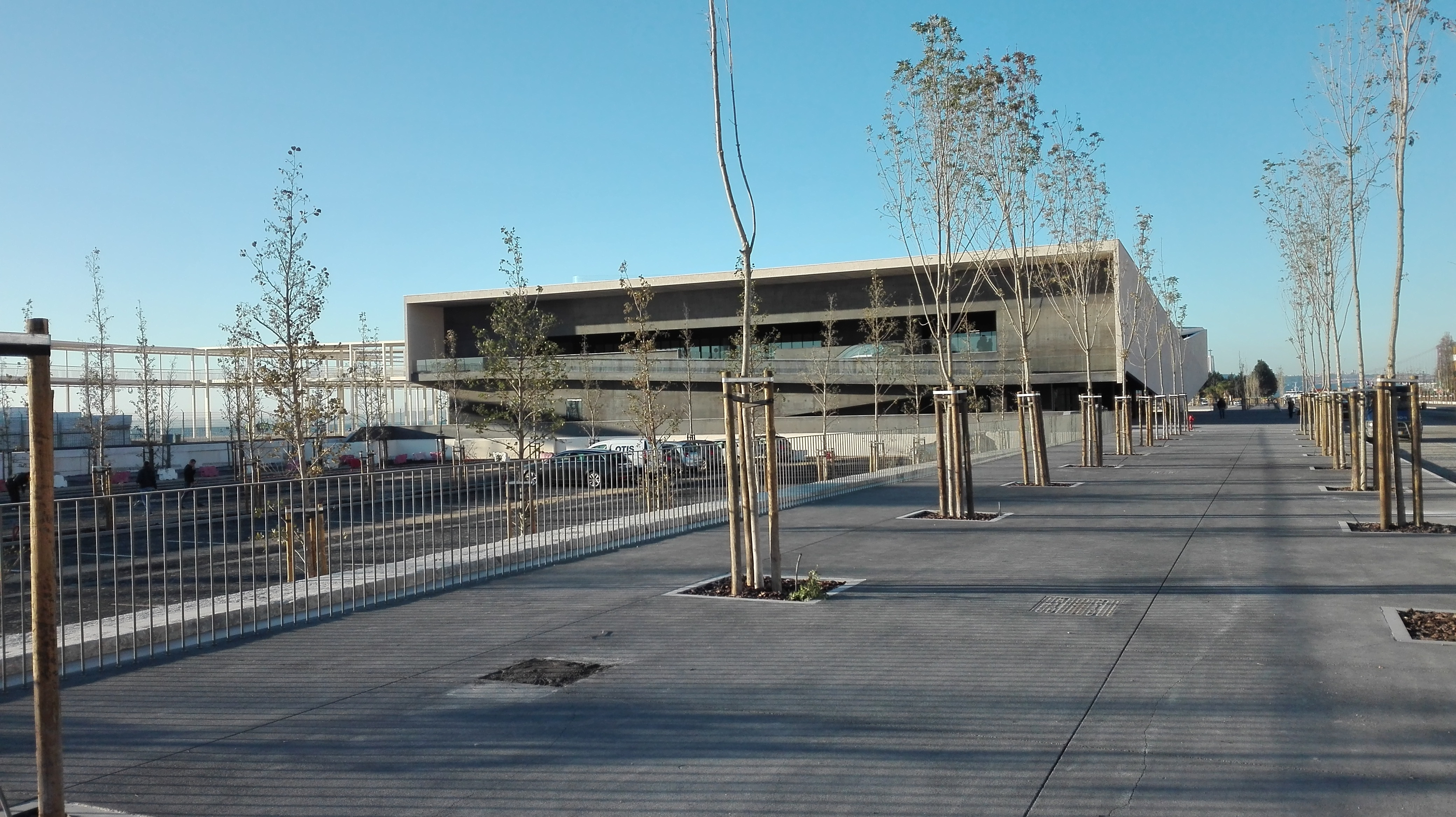 Novo terminal de cruzeiros é como um grande aeroporto internacional