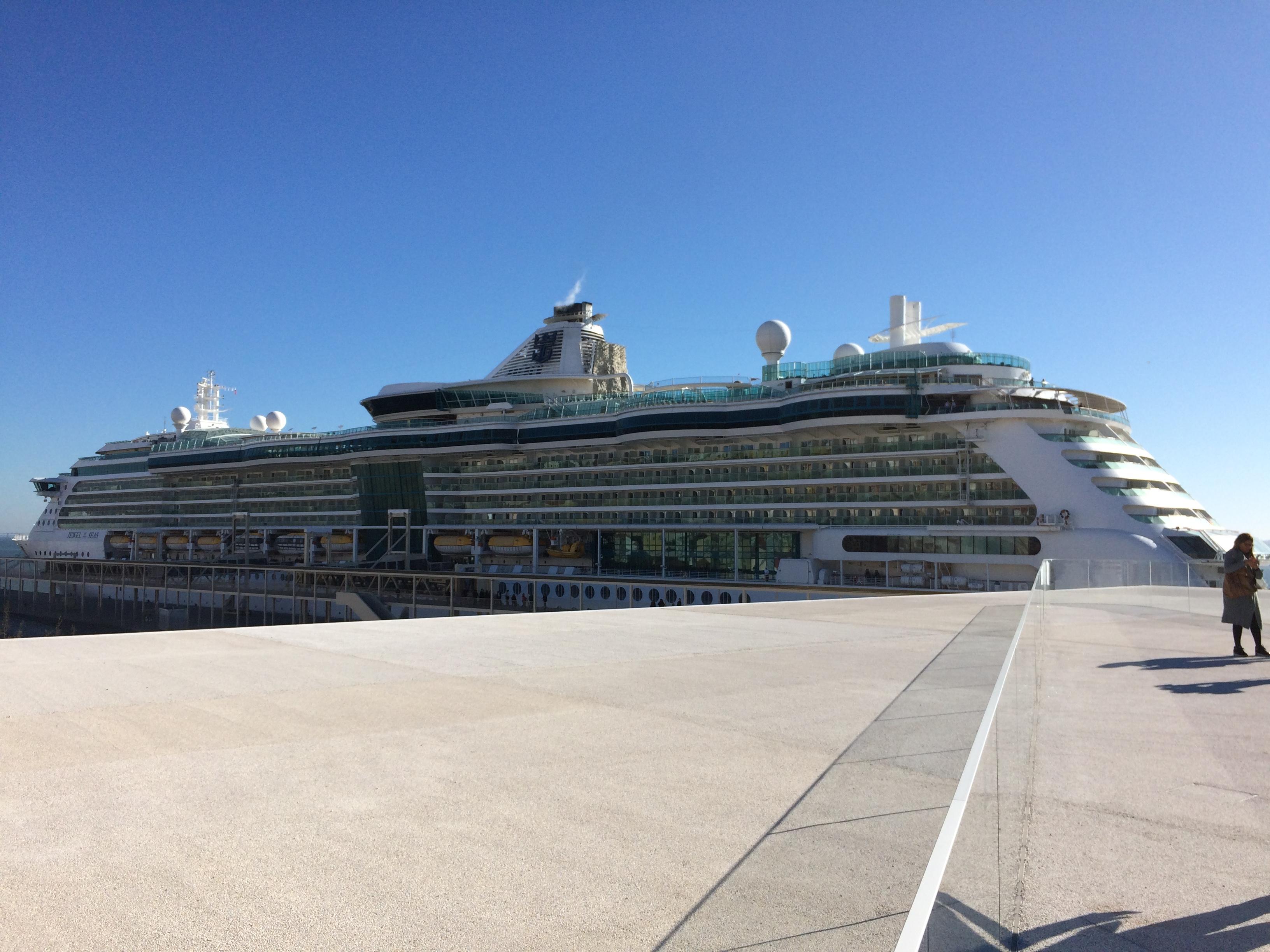 Conheça o novo terminal de cruzeiros de Lisboa hoje inaugurado