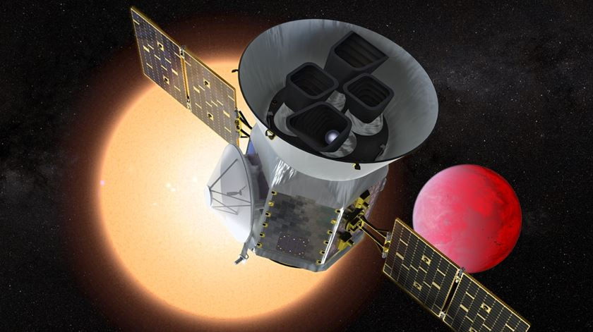 """NASA lança um """"caçador de planetas"""" parecidos com a Terra"""