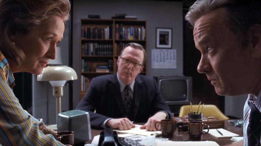 """""""The Post"""". A história não contada da mulher que abriu caminho ao """"Watergate"""""""