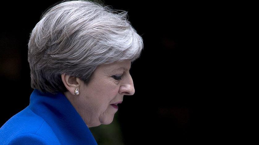 150 segundos para perceber o que aconteceu ao Reino Unido