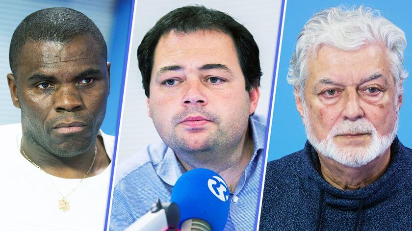 Da Capa à Contracapa - Racismo em Portugal - 16/03/2019