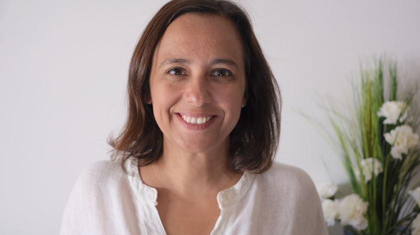 Ana Neves, psicóloga clínica, psicoterapeuta e presidente da Comissão de Proteção de Crianças e Jovens da Amadora Foto: João Neves