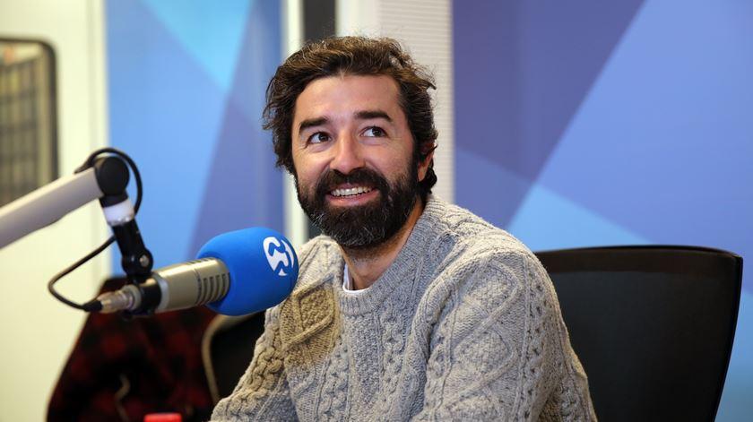 O músico Tiago Bettencourt