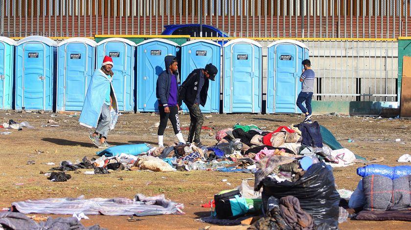 Tijuana, México. Foto: Alejandro Zepeda/EPA