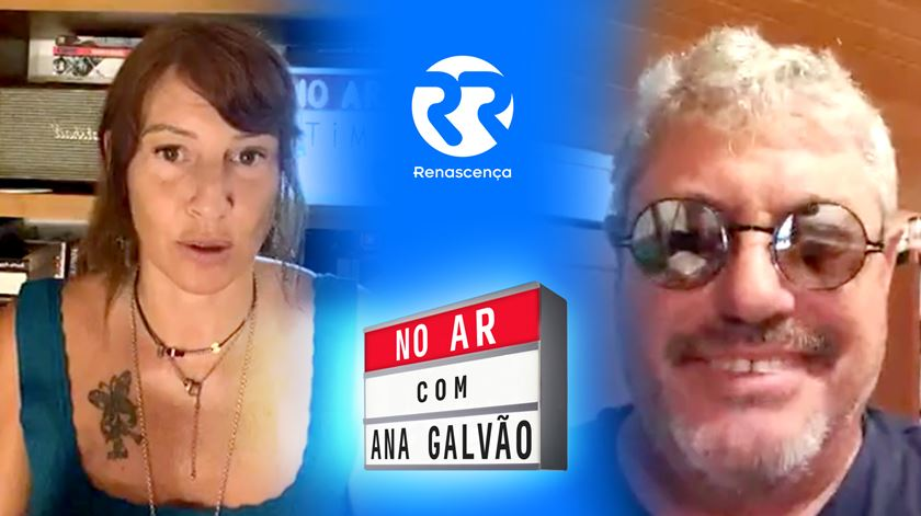 Tim No Ar com a Ana Galvão