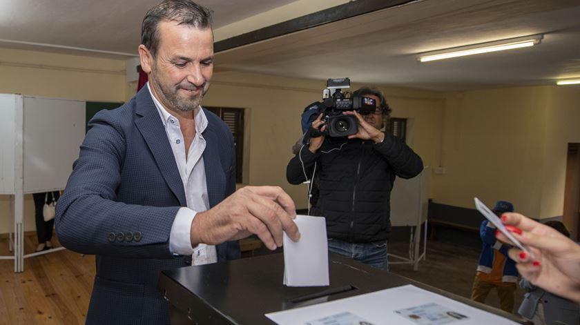 Tino de Rans quer superar votos de 2016 e admite ida à 2.ª volta