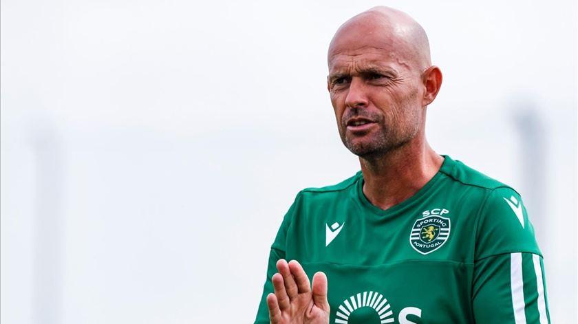 """Keizer. """"Jogo difícil"""" mas para ganhar contra o Braga"""