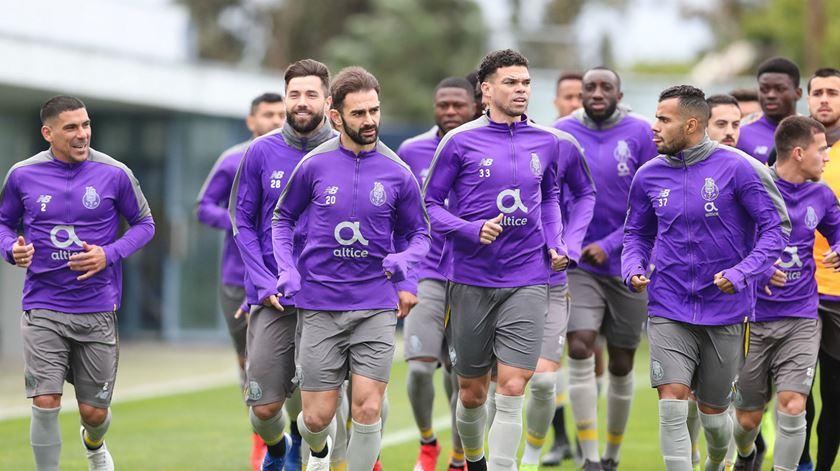 FC Porto prepara Rio Ave com três ausências