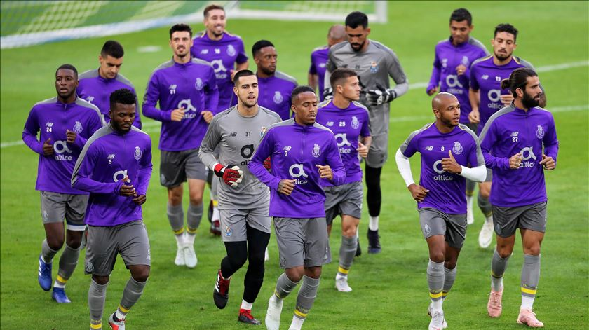 FC Porto arranca pré-época a 1 de julho