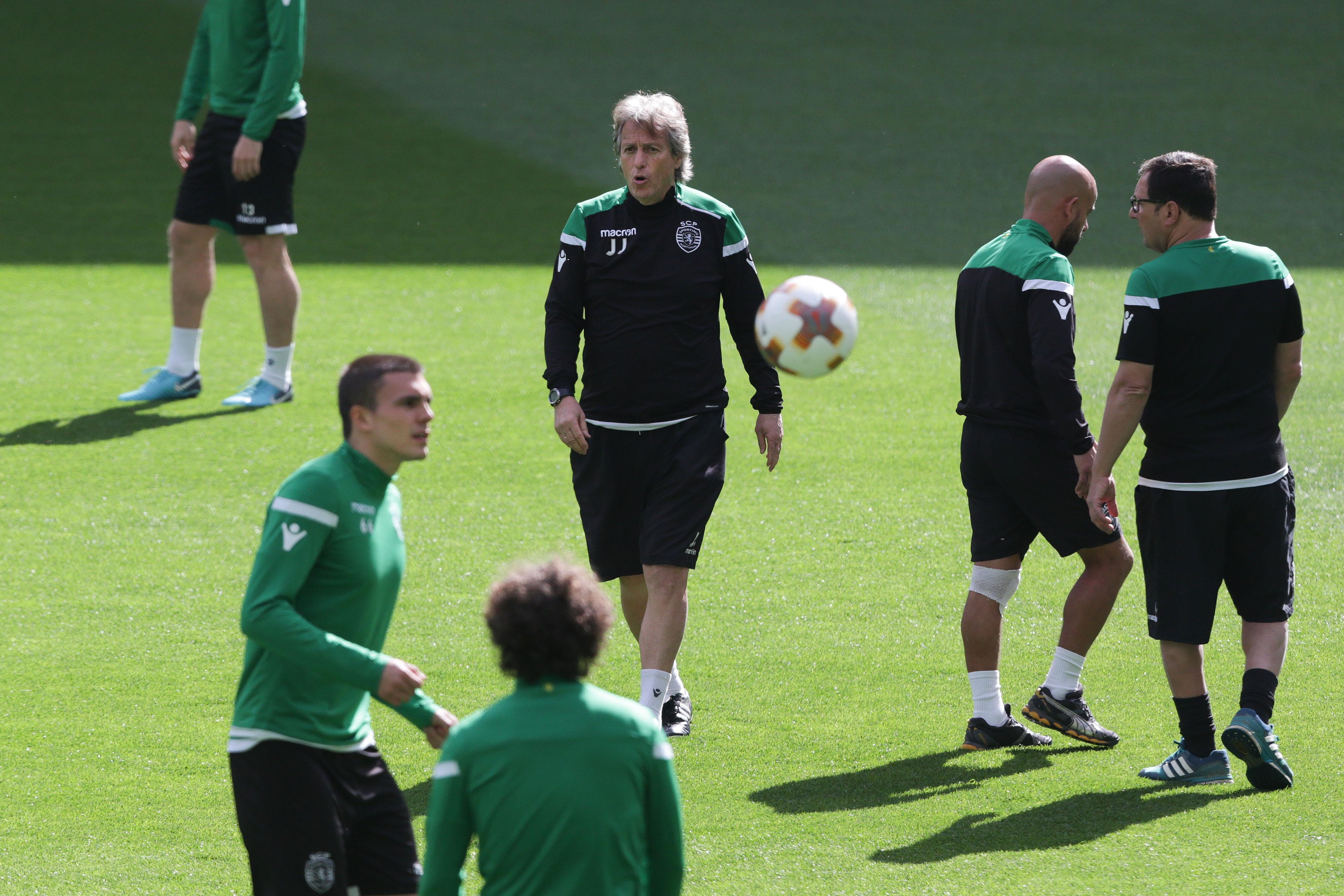 Plantel do Sporting terá recusado treinar