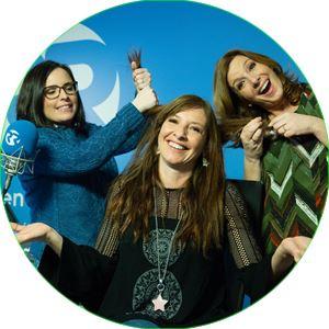 """Joana Marques, Ana Galvão e Carla Rocha são """"As Três da Manhã"""""""
