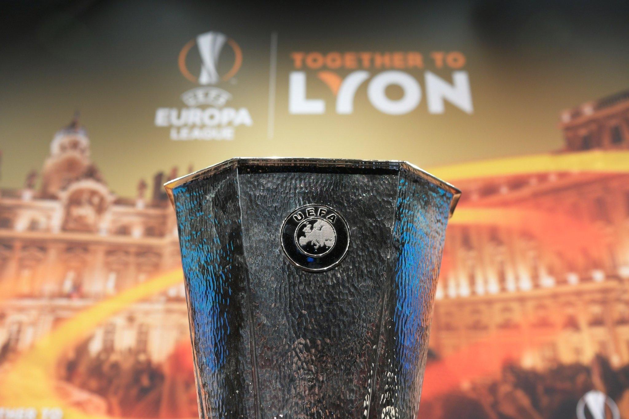 Sorteio define semifinais da Liga Europa com duelo de gigantes; confira