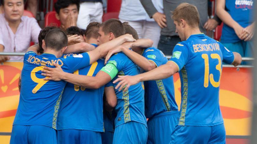 Ucrânia bate Coreia do Sul e vence Mundial de sub-20