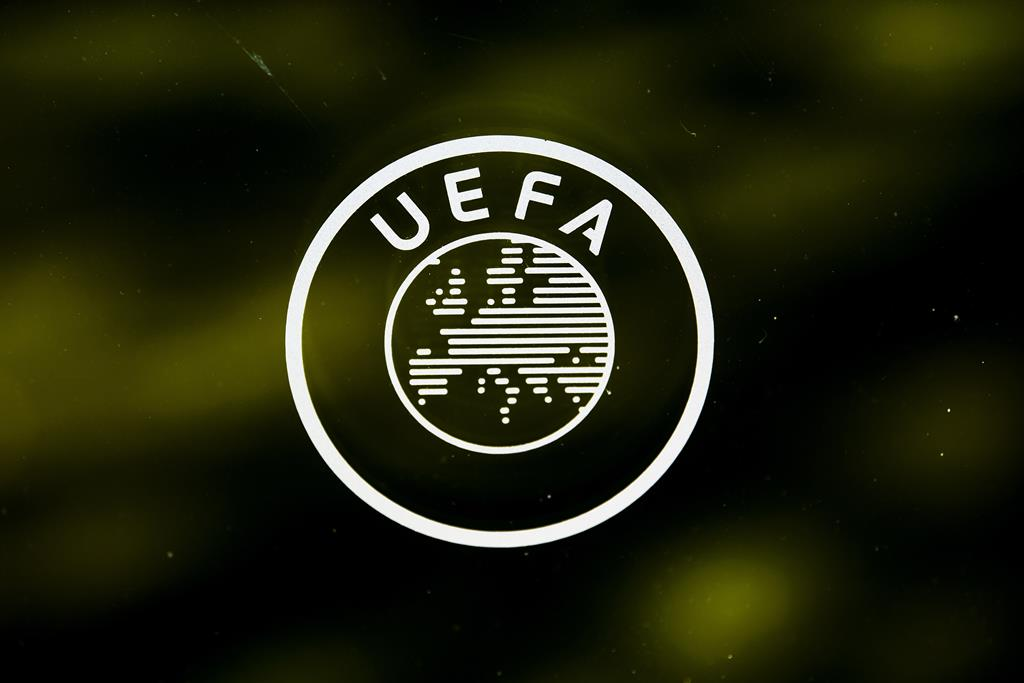 UEFA toma posição de força. Foto: EPA