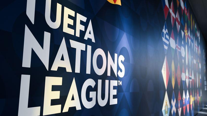 Liga das Nações com mais de 100 milhões de espectadores