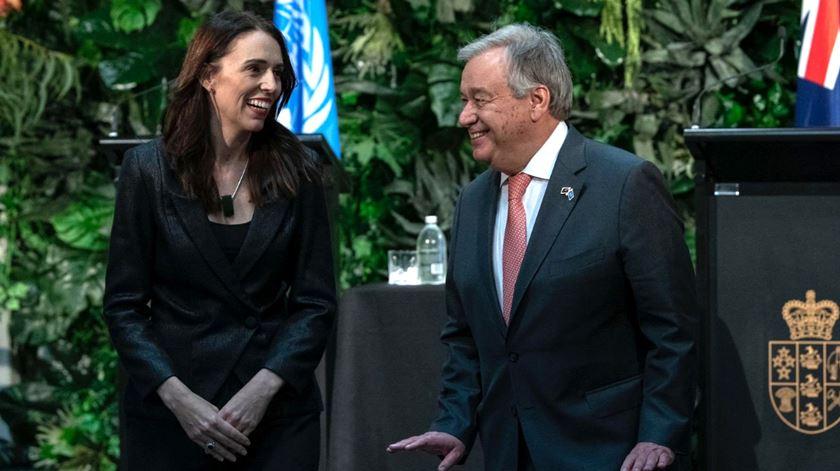 """Alterações climáticas. """"É óbvio que não estamos no caminho certo"""", diz Guterres"""