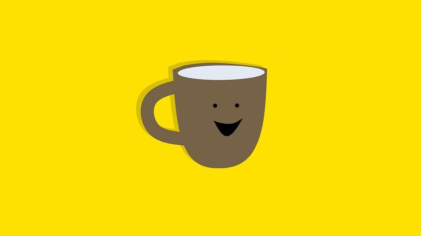 Beber três cafés por dia pode levar a menos problemas de saúde