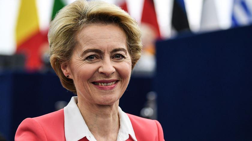 Ursula: um novo começo do projecto europeu