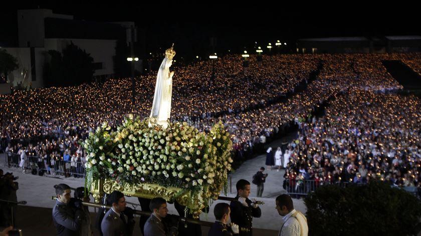 Fátima reza pela paz na Península Coreana
