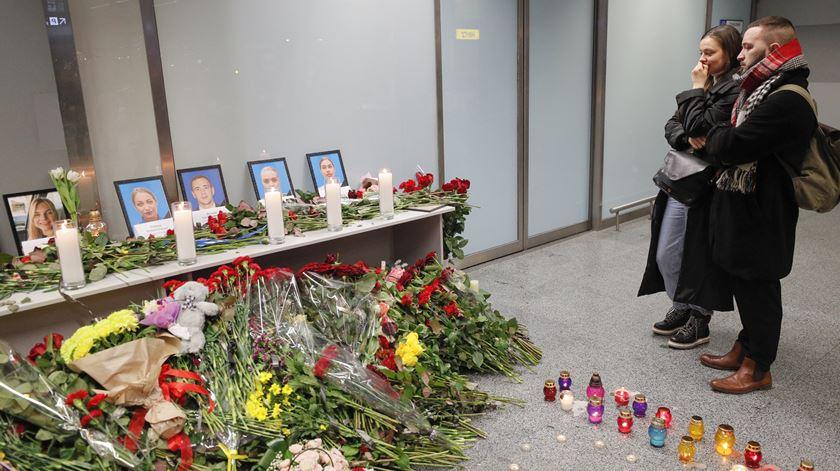 Rússia não vê razões para culpar o Irão pela queda de avião ucraniano