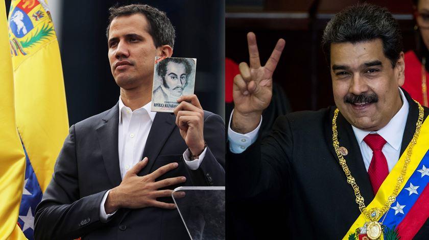 Regime de Maduro ordena auditoria ao património de Guaidó