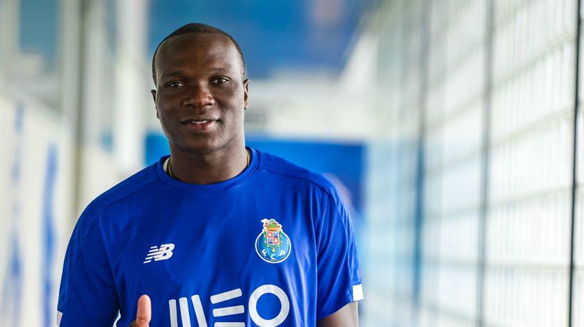 Convocados do FC Porto sem Saravia e Aboubakar