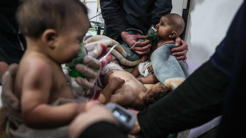 Primeira trégua humanitária na Síria durou menos de cinco horas
