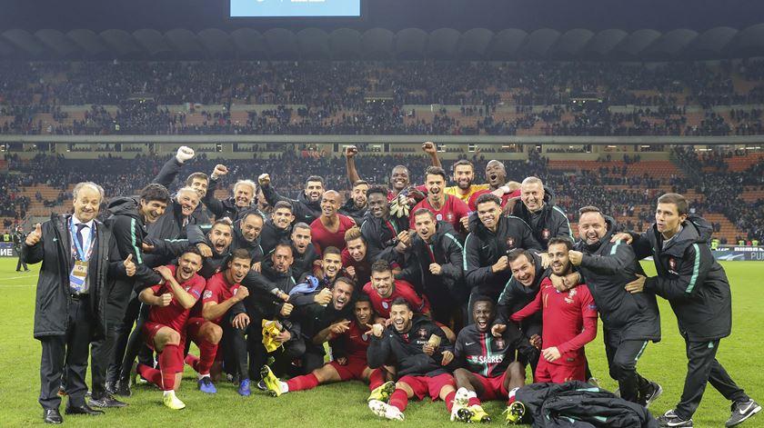 "Portugal fecha 2018 no sexto lugar do ""ranking"" da FIFA"